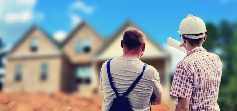 Quelles sont les principales étapes d'une construction de maison?