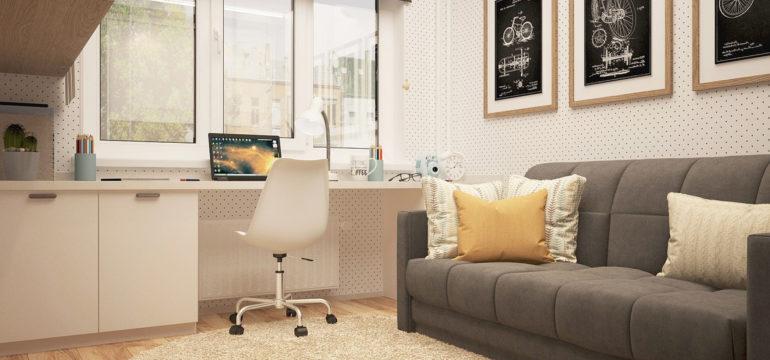 Pourquoi opter pour la location d'un studio meublé ?